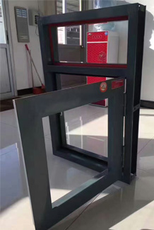 张家界钢质防火窗